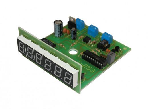 J-253 Sześciocyfrowy licznik impulsów