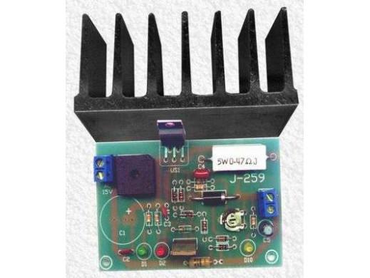 J-259 Ładowarka akumulatorów Pb