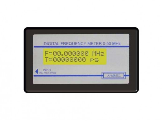 J-260 Miernik częstotliwości z wyświetlaczem LCD