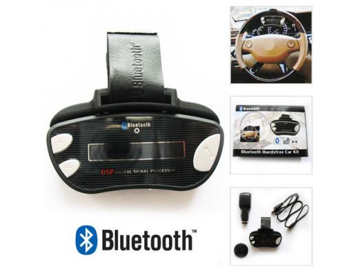 Samochodowy system głośnomówiący Bluetooth A-3 na kierownicę