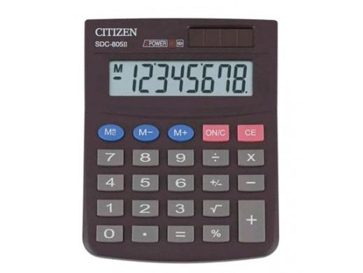 Kalkulator SDC-805 II Citizen