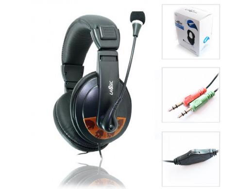 Słuchawki z mikrofonem 5m750 do Skype, GG, MSN