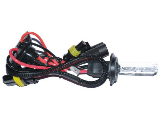 Żarnik samochodowy H7 xenon 6000k 2szt/kpl