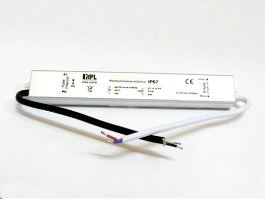 Zasilacz instalacyjny do LED 12V 6W