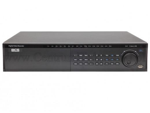 Rejestrator 8-kanałowy BCS-0804HE-T