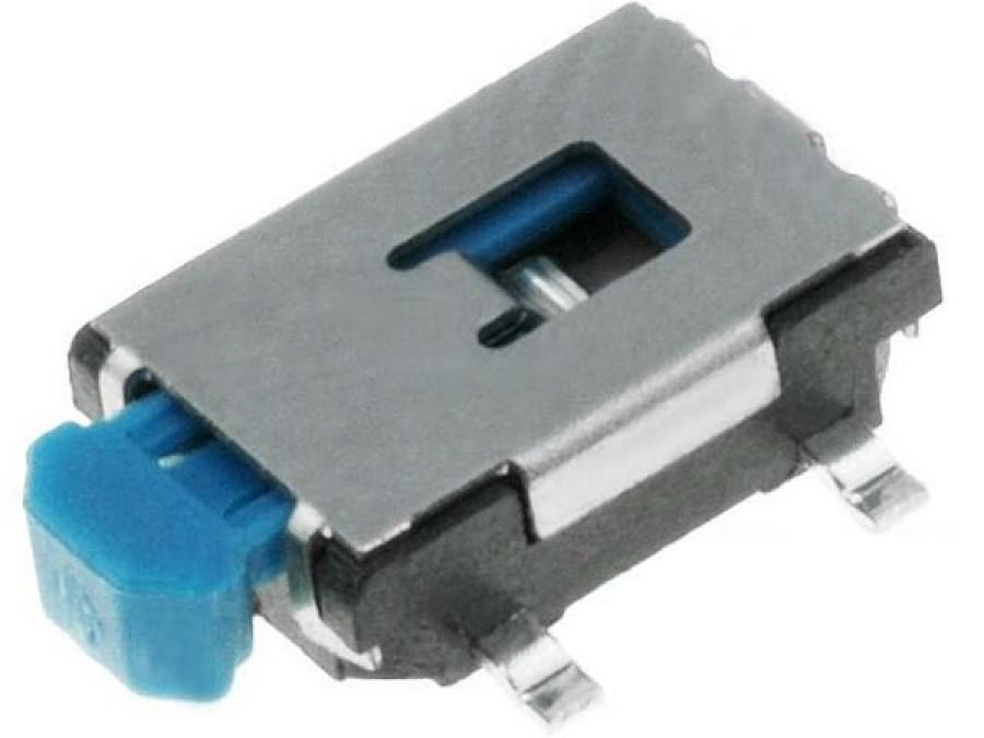 Mikroswitch poziomy 1206 SMD 4 pin