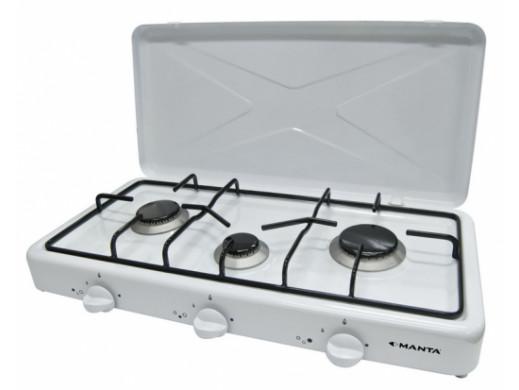 Kuchenka gazowa 3 palnikowa