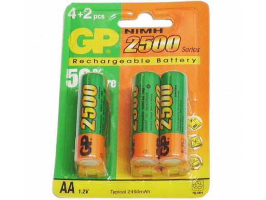 Akumulator R-06 2500mAh GP
