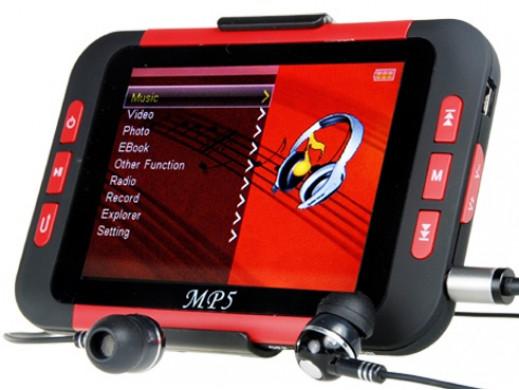 Odtwarzacz MP5 MY243G 4GB