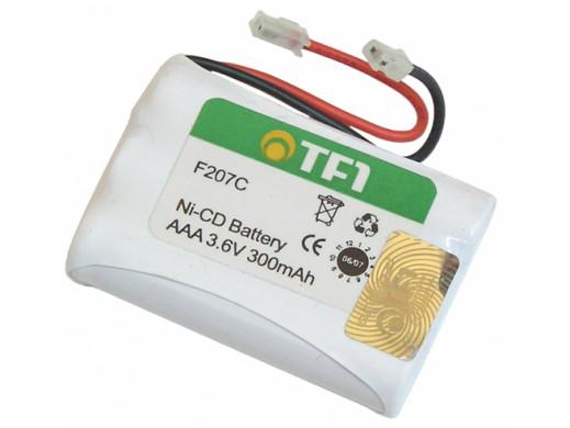 Akumulator T-207 300mAh...