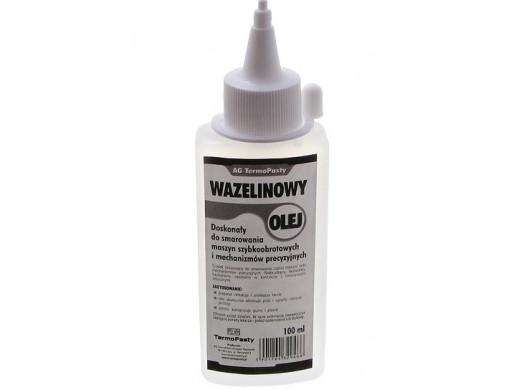 Olej wazelinowy 100ml AG Chemia