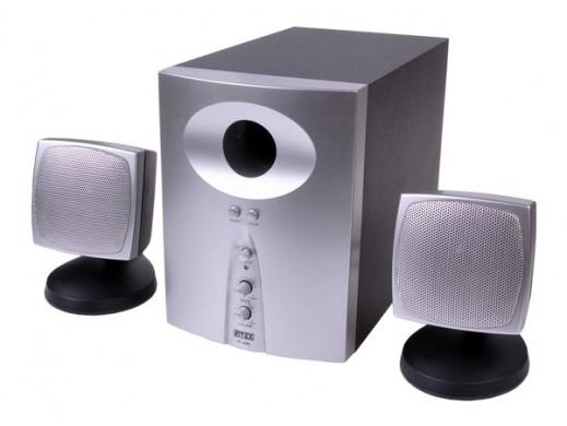 Głośniki komputerowe 2.1 z...