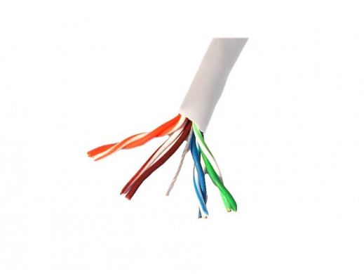 Kabel UTP 0,5Cu kat 5e Onyx