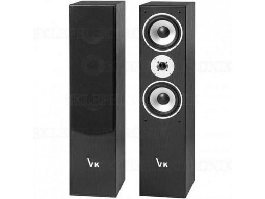 Zestaw kolumn VK1004-2 czarny