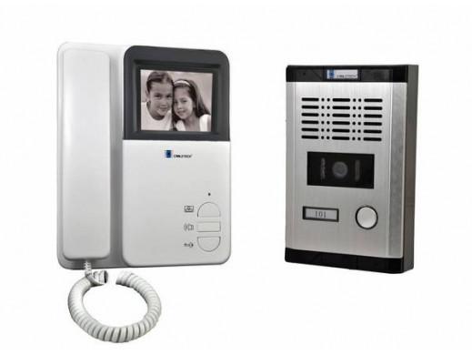 Video-domofon TK-881B+TM01B Cabletech
