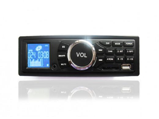 Radioodtwarzacz MP3/USB/SD...