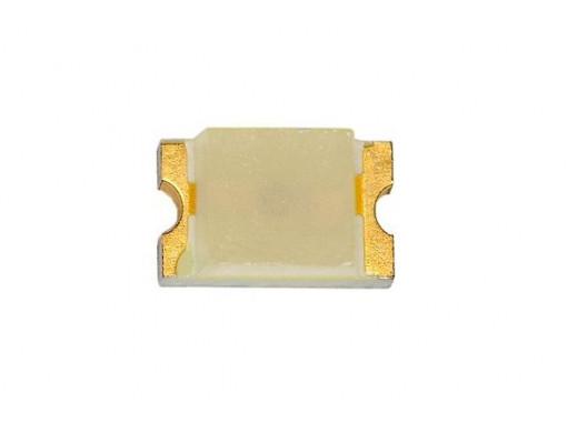 Dioda LED 0603 SMD biała