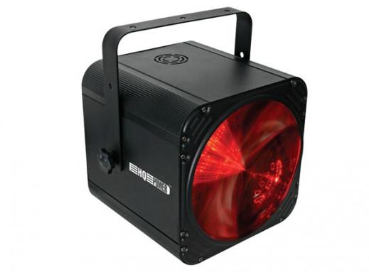 Efekt świetlny Moonflower COPERNICUS IV 469 RGB LED ze sterowaniem DMX VDPL300MF6