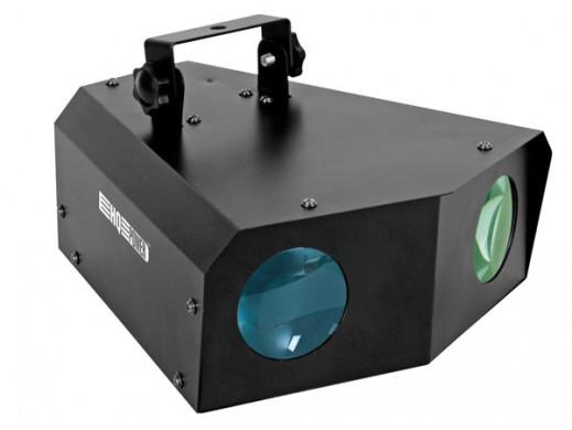 Efekt świetlny podwójny kwiat Apollo 94 LED sterowany muzyką - wbudowany mikrofon VDLL300TF