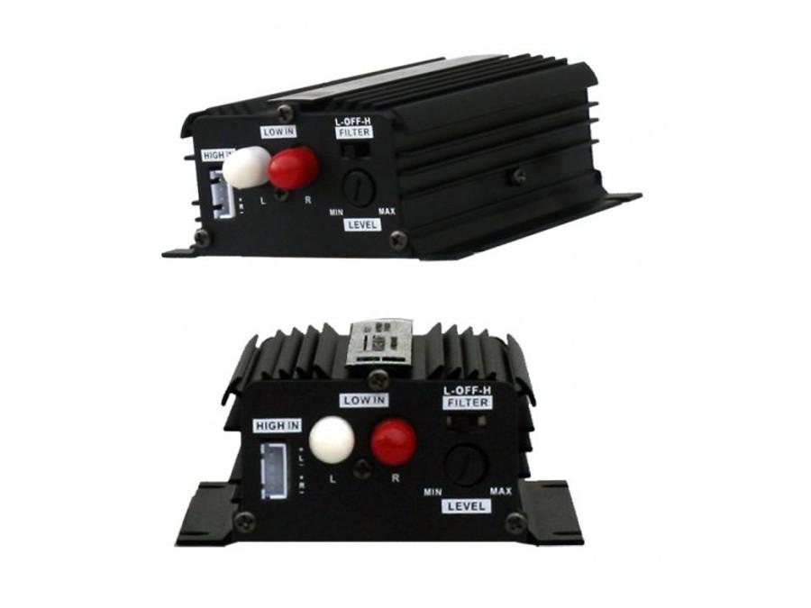 Wzmacniacz samochodowy VK-237 VoiceKraft