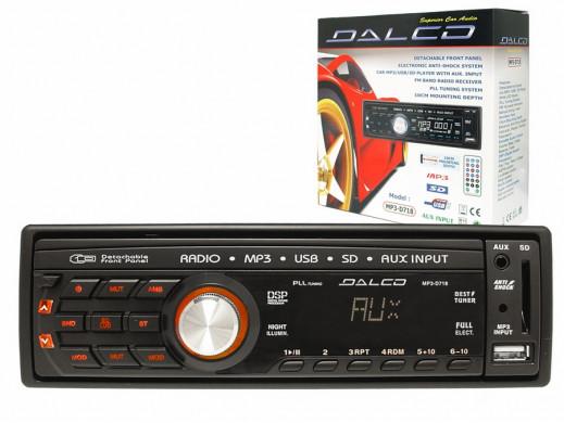 Radioodtwarzacz DALCO...