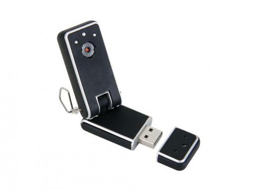 Kamera internetowa USB 2.0 high-speed z mikrofonem Velleman