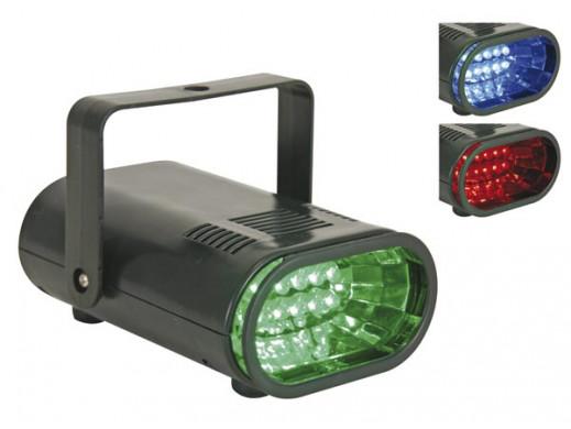STROBOSKOP LED RGB