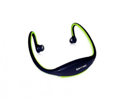 Słuchawki bezprzewodowe sportowe 2GB W89