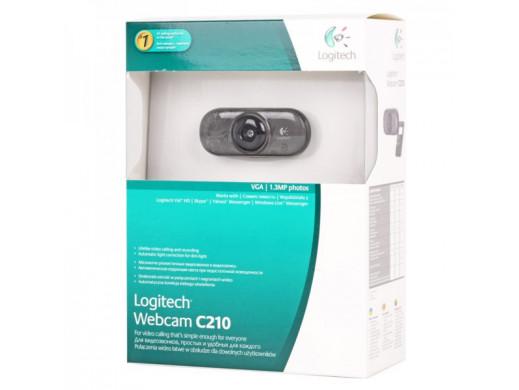 Kamera internetowa USB C210 WEBCAM Logitech