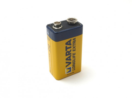 Bateria R-9 Longlife Extra Varta Alkaiczna