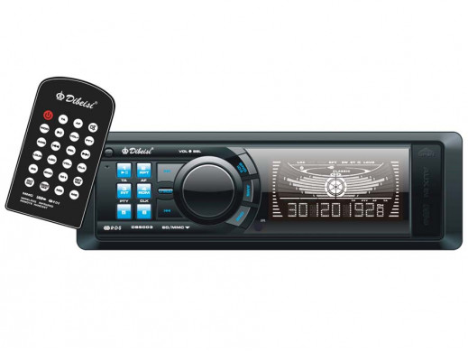 Radioodtwarzacz Dibeisi DBS003 MP3/USB/SD/MMC 4x25