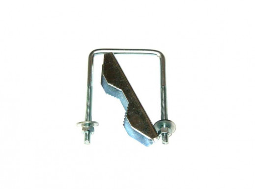 Obejma-cybant antena logarytmiczna