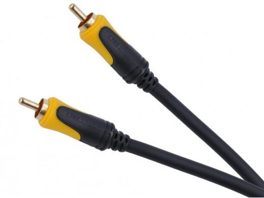 Przewód 1*1 cinch 5ml Cabeltech Basic Edition