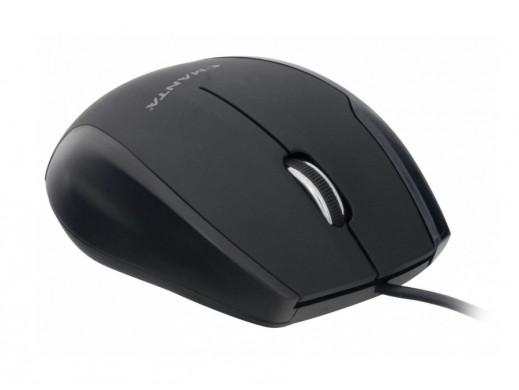 Mysz optyczna USB Armadillo MM749 Manta 1000dpi