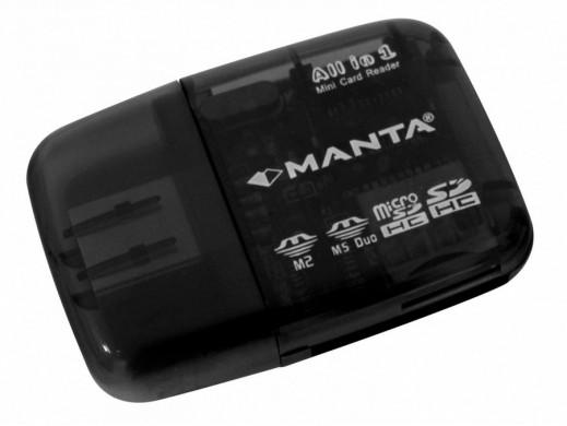 Czytnik kart MM328 Manta