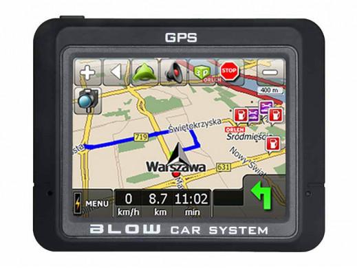 Nawigacja GPS35V II Blow +...