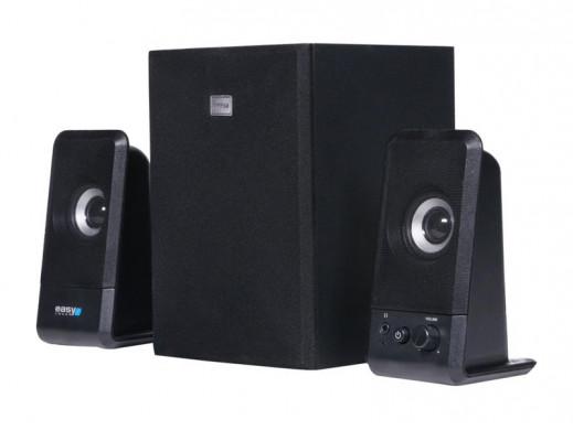 Głośniki komputerowe ET-36 2.1 Flexpoint Easy Touch