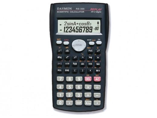 Kalkulator RS355 Daymon