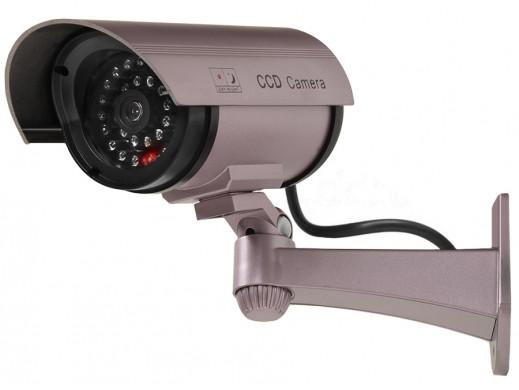Atrapa kamery IR1100 P IR LED
