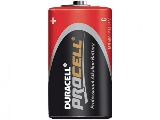 Bateria R-14 Duracell Procell Alkaline