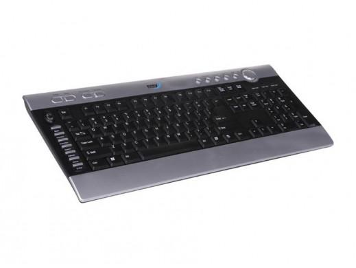 Klawiatura ET-392 Caliber PS/2 Easy Touch