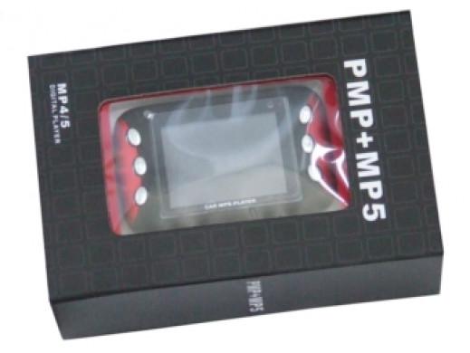 Transmiter FM-057 z pilotem i 4GB FLASH