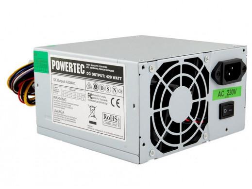 Zasilacz komputerowy ATX 420W