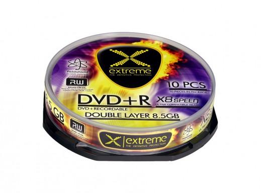 Płyta DVD+R 8,5gb Extreme bez opakowania