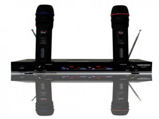 Mikrofon bezprzewodowy 2 szt VK9917