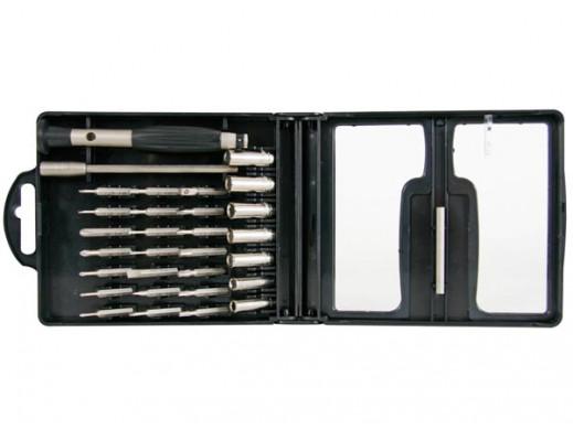 Komplet końcówek CR-V mini 28 części