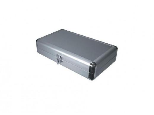 Kuferek aluminiowy 40CD DJ BOX