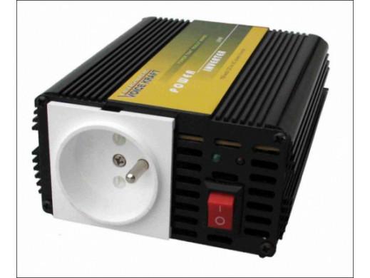 Przetwornica samochodowa 24V/230V/300W VoiceKraft