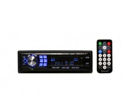 Radioodtwarzacz samochodowy VK9016HH MP3/SD/MMC/USB Hannsen