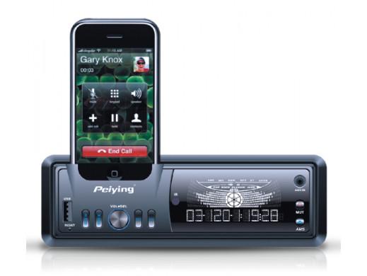 Radioodtwarzacz Peiying PY-3123 MP3/USB/SD/iPOD/iPHONE